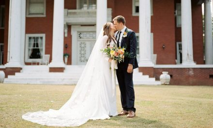 Leigh Anne Gilbert & Colton McGriff: A Homewood Wedding