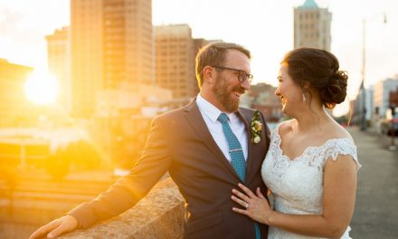 Christen Sloderbeck & Eric Swope: A Homewood Wedding