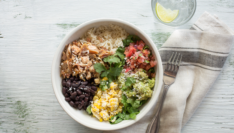 How to Eat Healthy in Downtown Homewood