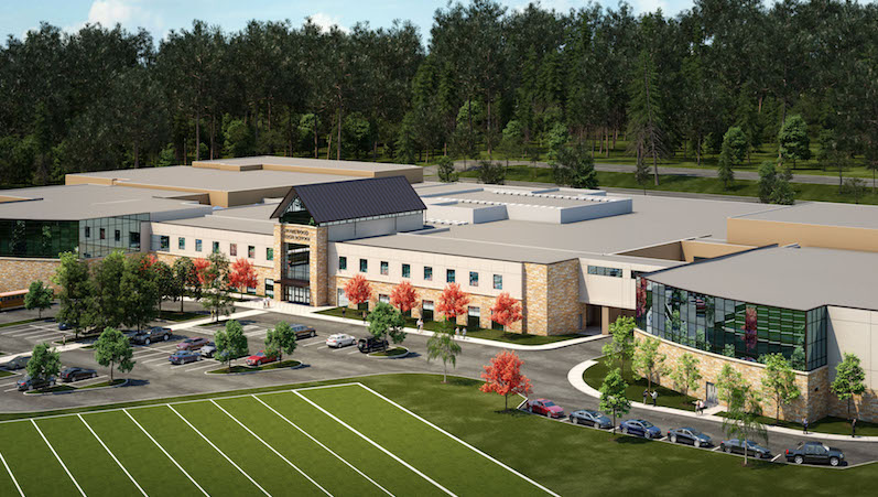 Coming Soon: A Newly Renovated Homewood High School