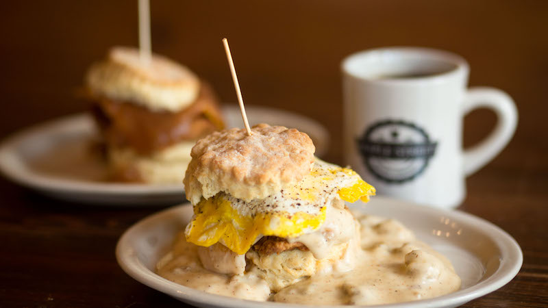 A Taste of the New Maple Street Biscuit Company