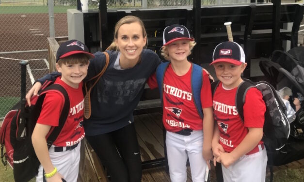 A Chat with Edgewood Teacher Laura Mitchell
