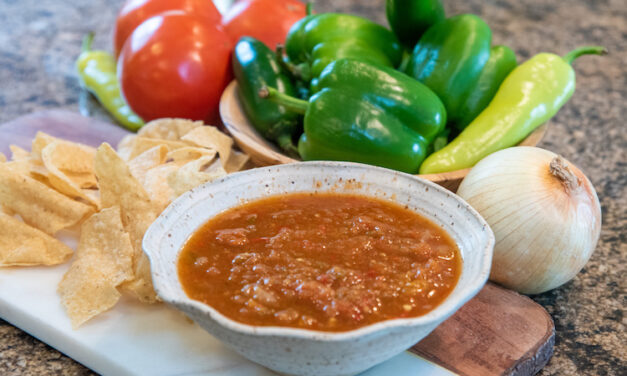 A Taste of Rock Inn Salsa