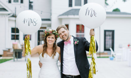 Carrie McQuaid & John Michael Simpson: A Homewood Wedding