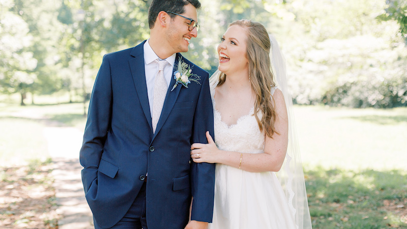 Kensie Kile & Patrick Ritchey: A Homewood Wedding