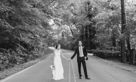 Jenna Hancock & Will Carlisle: A Homewood Wedding