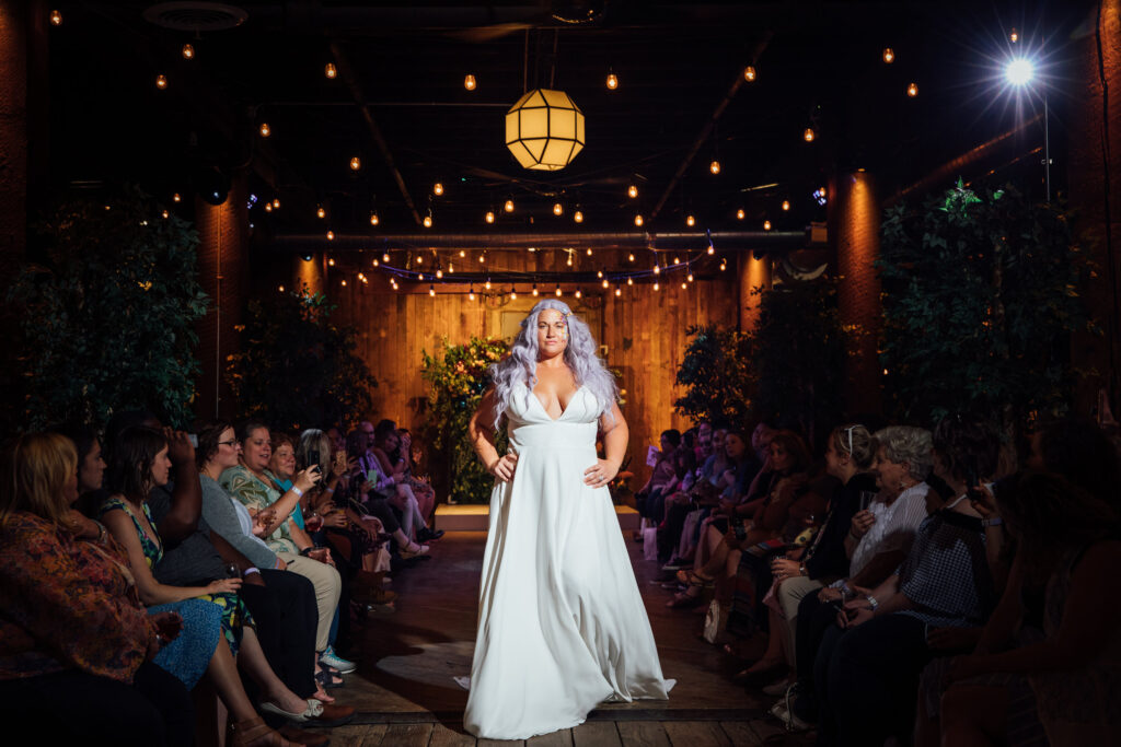 Wedding gowns for plus-size women