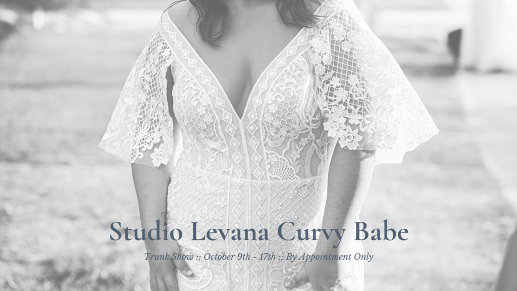Studio Levana Trunk Show Graphic