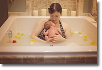 Photo Gallery of our moms and babies