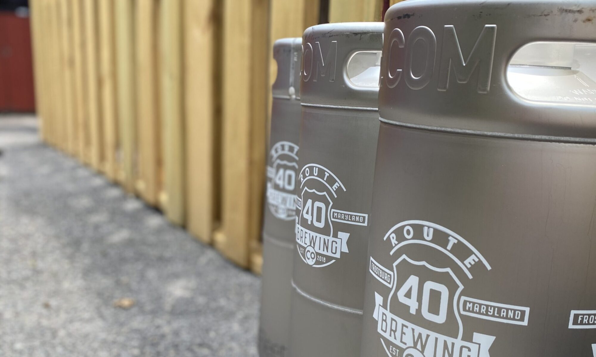 Route 40 Brewing & Distilling Company