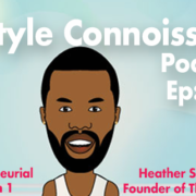 The Lifestyle Connoisseur Podcast - Episode 001: CEW Series: How To Strive In Midlife? featuring Heather Serody - hosted by Jean-Désir