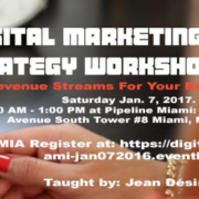 Digital Marketing Strategy Workshop Teaser