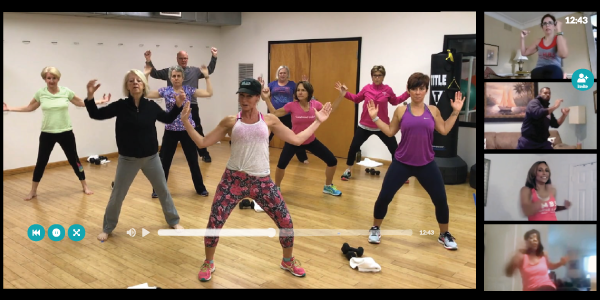 Senior Fitness App