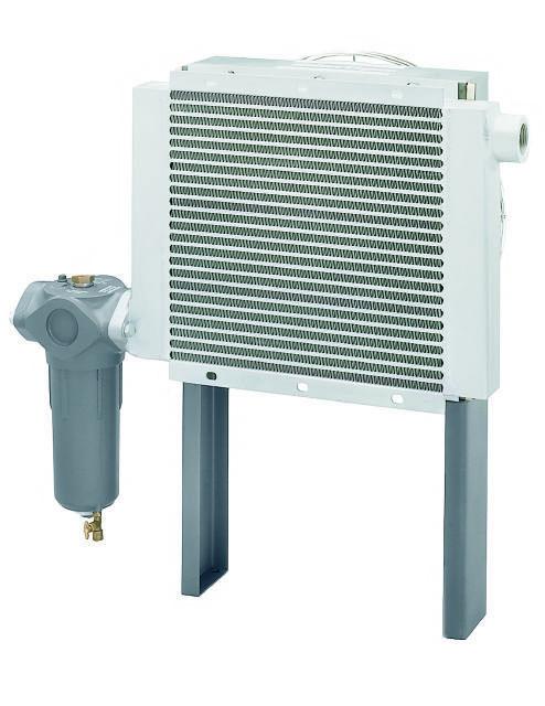 TD air cooled after-cooler