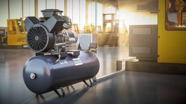The L range piston compressors LE LT LF LFx