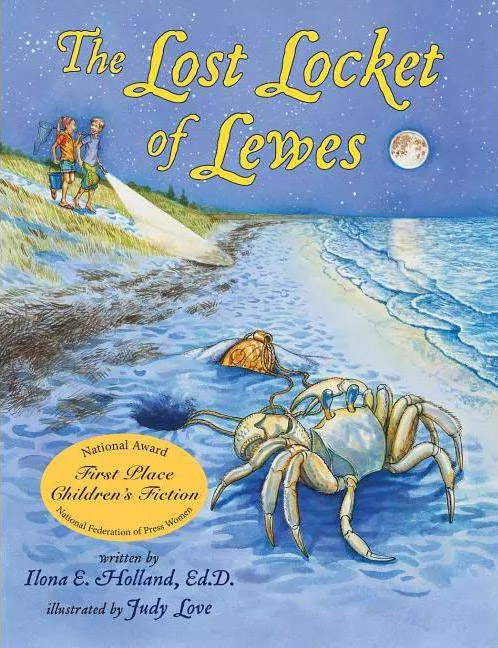 The Lost Locket of Lewes book cover