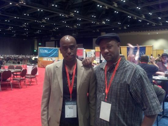 Egberto Willies and Davey D
