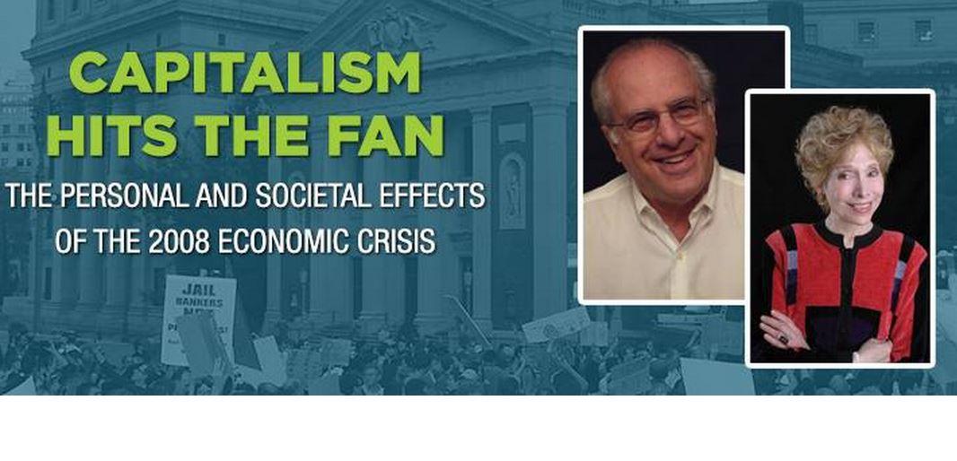 Capitalism Hits The Fan Richar Wolff