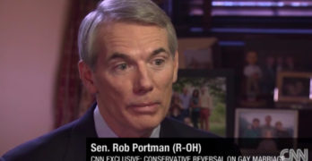 GOP Politician My Gay Son Came Out - I Now Support Gay Marriage (VIDEO)