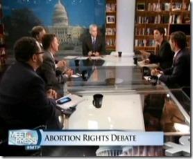 Rachel Maddow vs Jim DeMint & Ralph Reid On Meet The Press