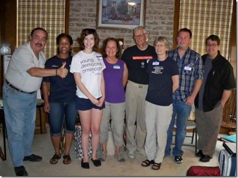 Battleground Texas Kingwood Humble Leadership Team