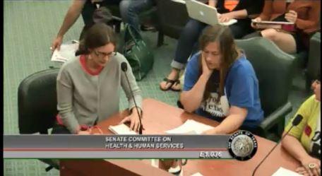 Texas Senate Livestream Bill One