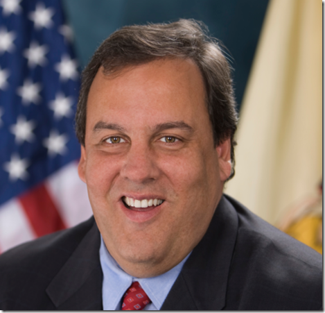 Chris Christie Governor of New Jersey