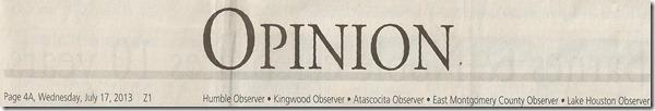 Kingwood Observer (Patty Pinkley 01)