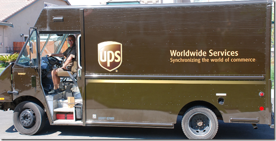 UPS Corporate Greed Obamacare