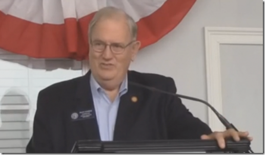 Obamacare Sabotage by Republican Georgia Insurance Commissioner Ralph Hudgens
