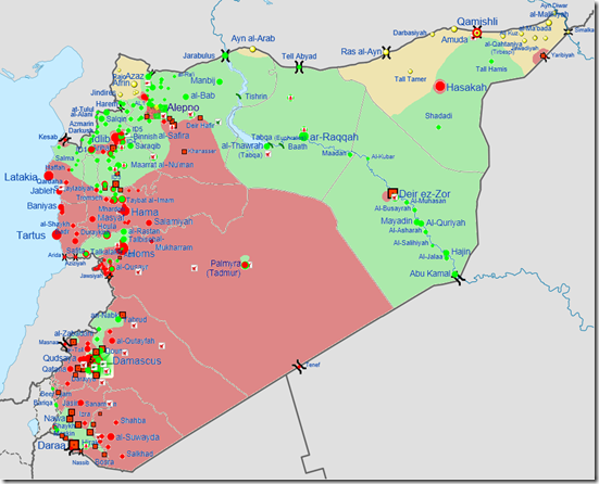 War with Syria