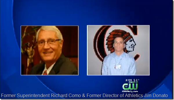 Racist Richard Como And Jim Donato