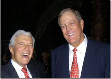 Koch Brothers Letter To Congress Government Shutdown Strategy