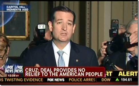 Ted Cruz GOP Civil War