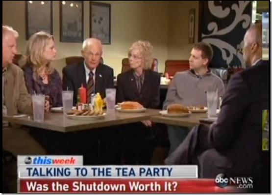 Tea Party & Ted Cruz Holding America Hostage