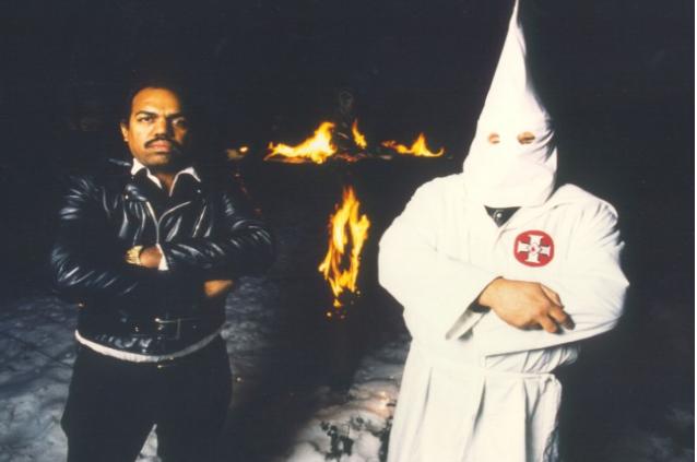 KKK Klansman musician Daryl Davis