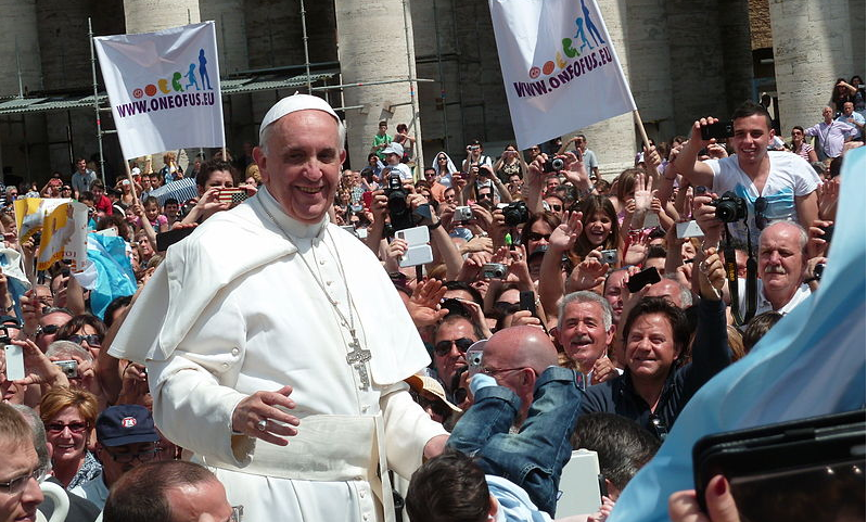unfeterred capitalism Pope Francis