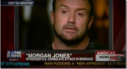 Traditional Media 60 Minutes Morgan Jones CBS
