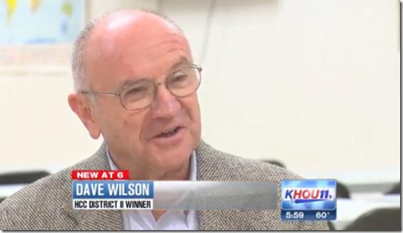 Dave Wilson white guy