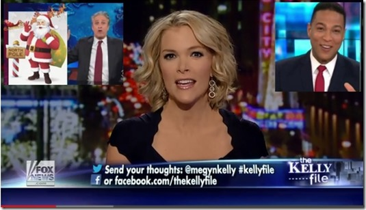Megyn Kelly Jon Stewart Don Lemon