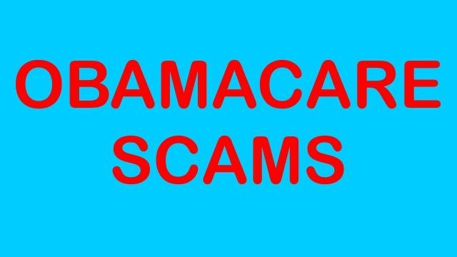 Obamacare Scams