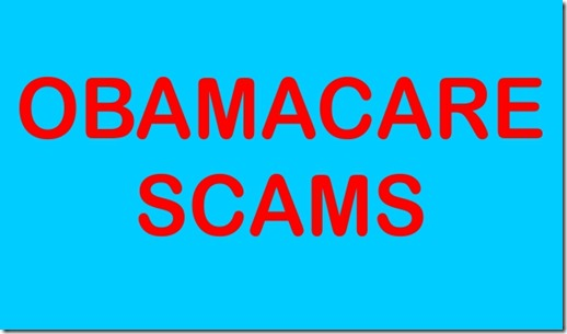 Obamacare Scams