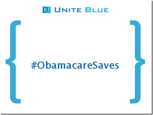Obamacare Saves