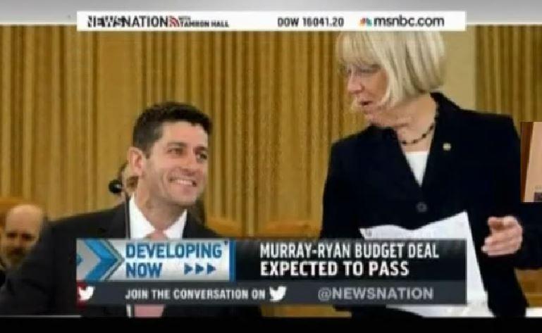 Murray Ryan Budget Deal