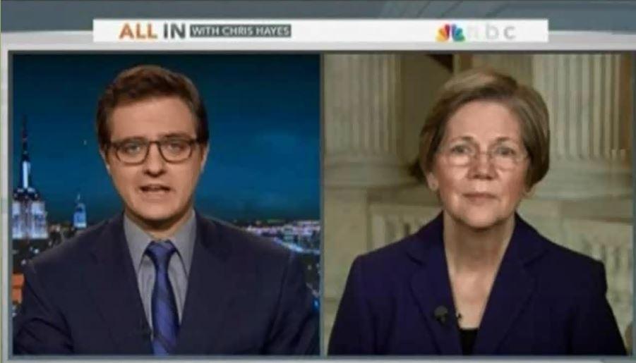 Senator Elizabeth Warren Middle Class