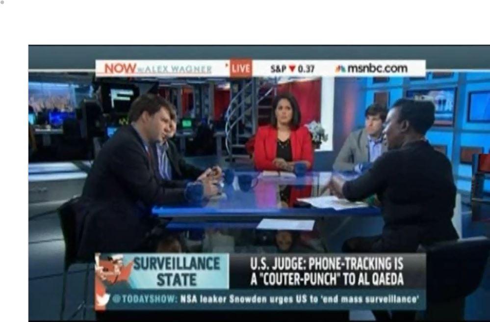 Edward Snowden NSA Surveillance Security Privacy Balance