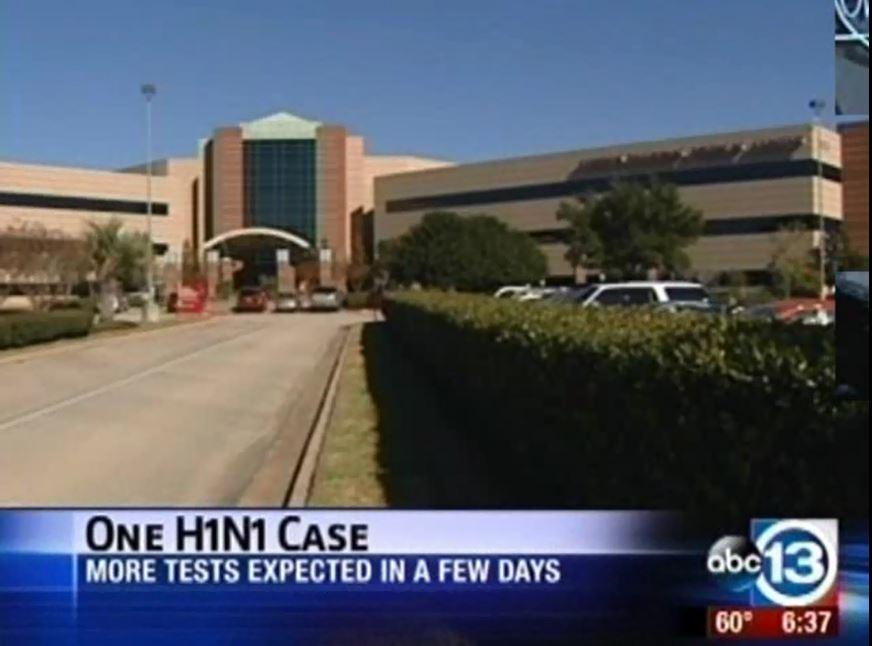 Swine Flu H1N1 flu-like symptoms
