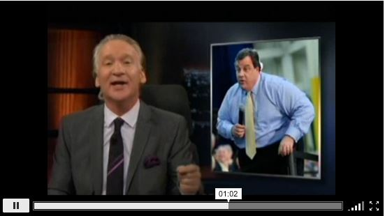 Bill Maher Bullying Masculine Manly