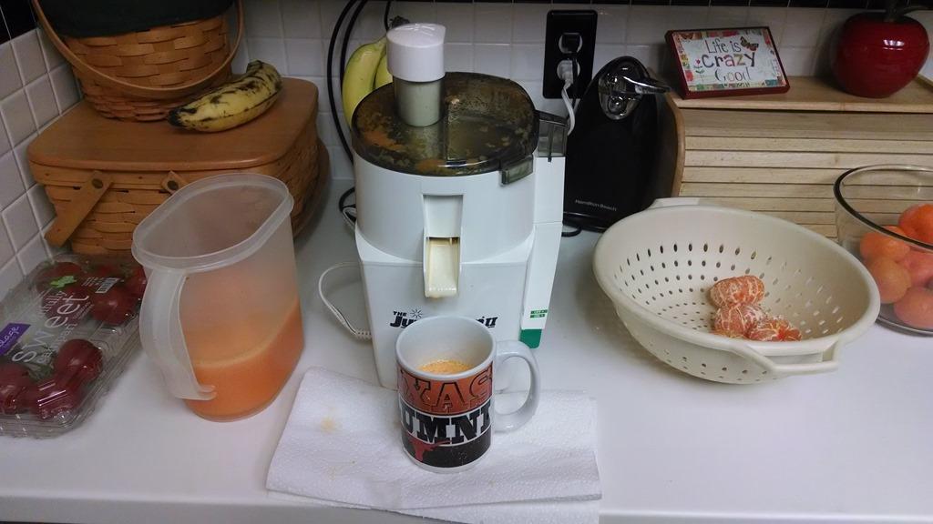 Tangerine smoothie Tangerine Juice