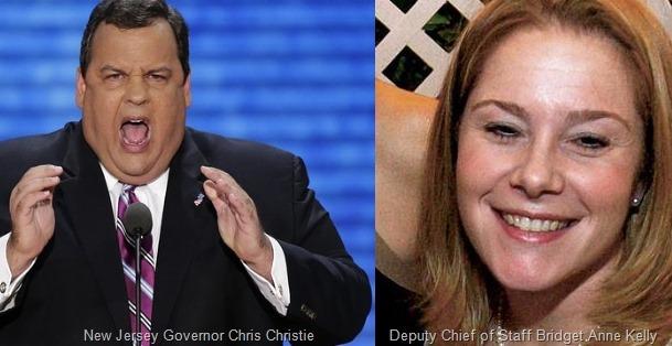 Barbara Buono New Jersey Governor Chris Christie Throws Bridget Anne Kelly Under The Bus